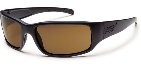 Smith PROSPECT TACTICAL Frame Black Polar Brown Lens Smith Optics Sunglasses