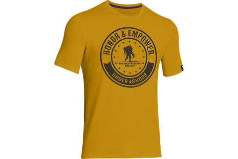UA WWP Circle T-Shirt Under Armour Graphic Tee - 1