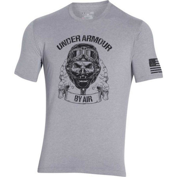 UA Freedom Air Force SS T-Shirt