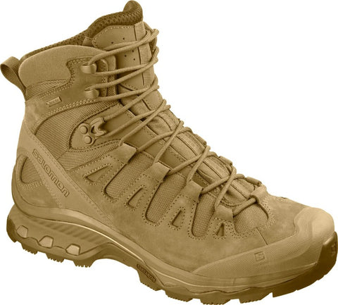 Salomon Quest 4D Forces Black Boot | Tactical Gear Australia