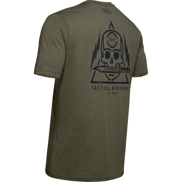 Under Armour Skull Tee - NO RETURNS