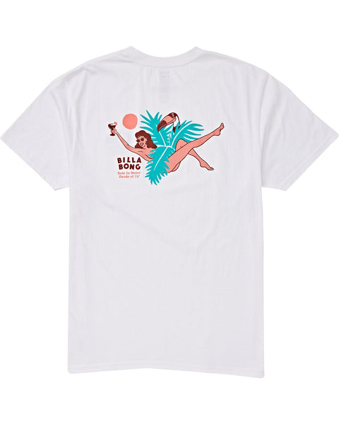 Billabong Salud Tee - NO RETURNS