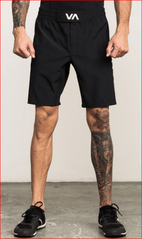 "RVCA Scrapper 19"" Fight Short"