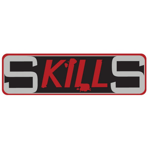 S&S SKILLS Sticker S&S Precision Morale Patches