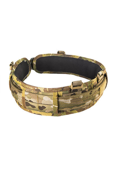 HSGI Slim Grip Padded Belt Slotted