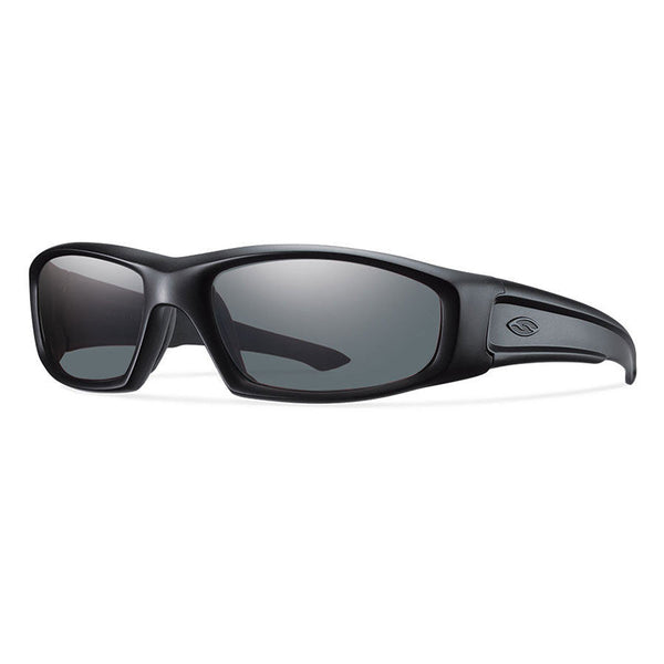 Smith Elite Hudson Black Polarized Grey Lens