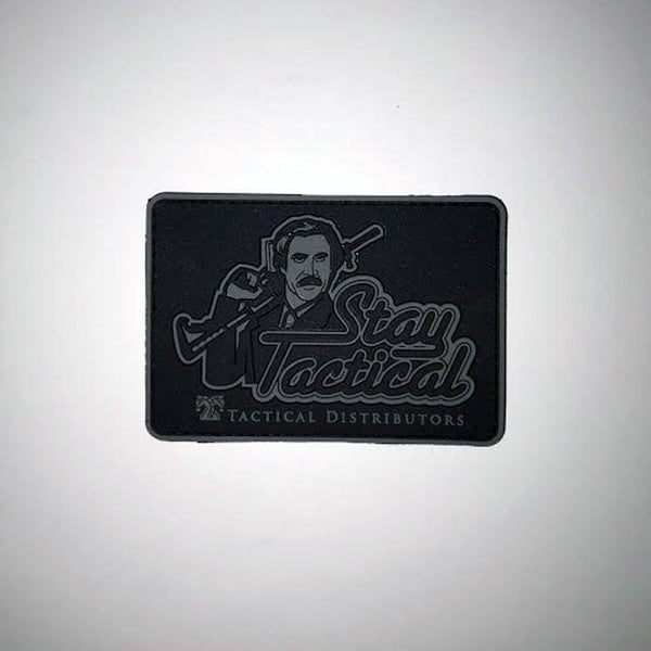 TD Stay Tactical Patch