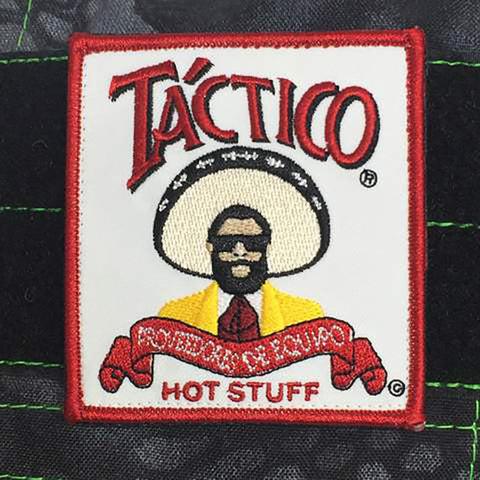 Tactical Outfitters Tactico Morale Patch
