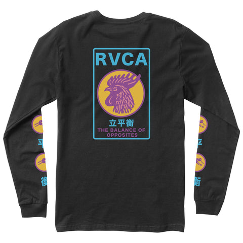 RVCA Take Out Long Sleeve Tee