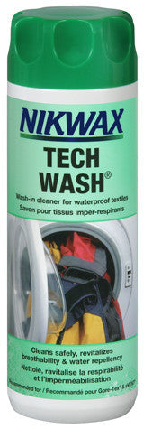 Nikwax Tech Wash 10 oz Nikwax Apparel Care
