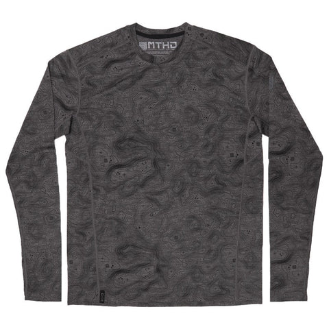 MTHD Merino Long Sleeve Tee - L1