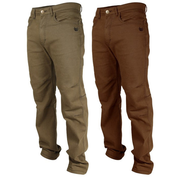 TD Carlos Ray Tactical Pants 2.1 Blood Grass & Bison