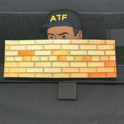 Tactical Outfitters ATF Patch Set