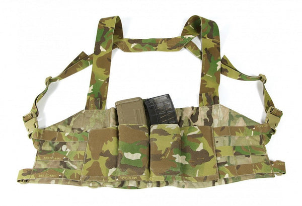 Ten-Speed Basic Load Chest Rig M4 Blue Force Gear Weapons Accessories - 1