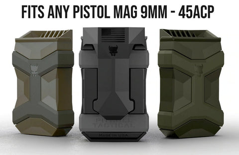 Pitbull Tactical Universal Mag Carrier Gen2