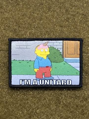 Tactical Outfitters Unitard Morale Patch