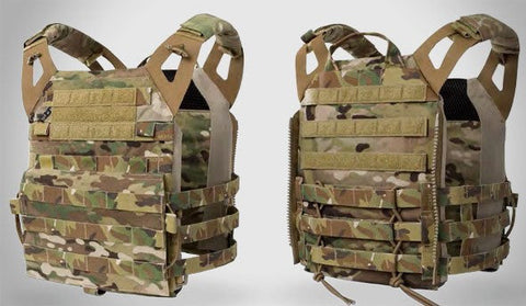 Crye Precision Jumpable Plate Carrier (JPC) 2.0 Multicam - Shooters Cut