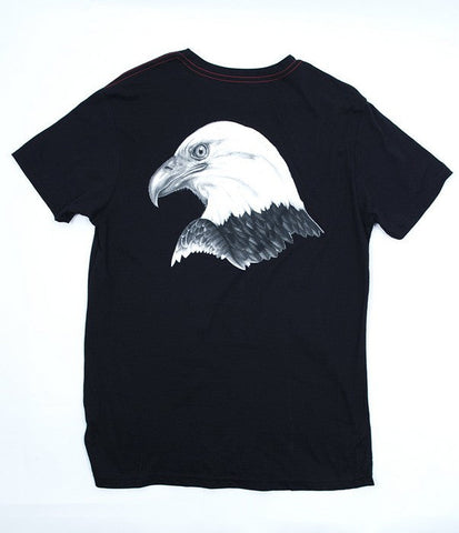 RVCA Eagle Head T-Shirt