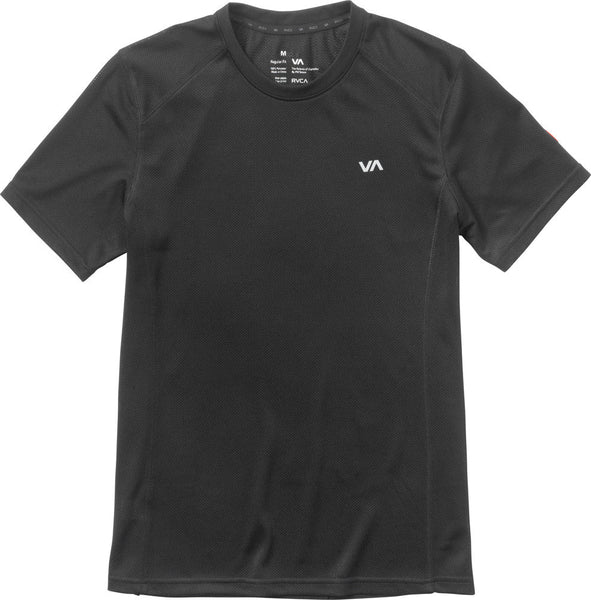 RVCA Outpost Knit Shirt RVCA Short Sleeve Shirt - 1