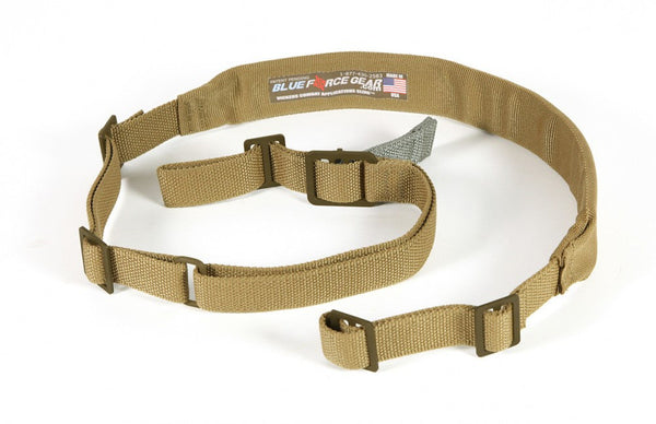 Padded Vickers Combat Applications Sling Blue Force Gear Gun Sling - 2