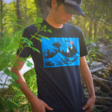 30 Seconds Out Blackhawk Waves Tee