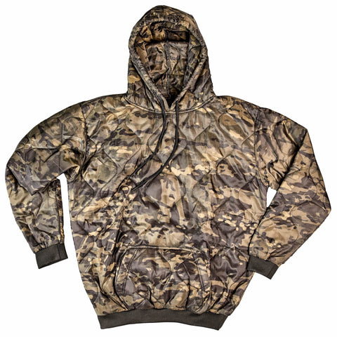 The Woobie Hoodie MultiCam Black