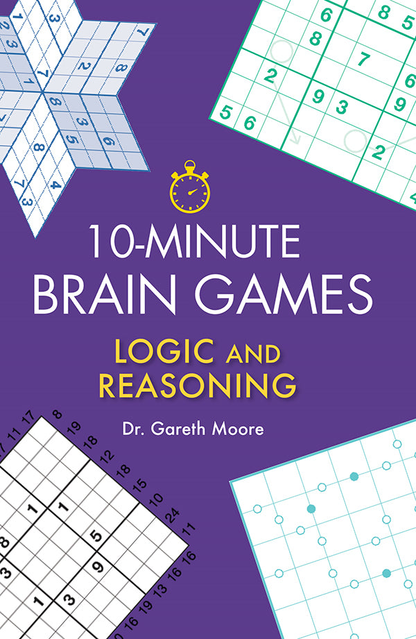 10-Minute Brain Games cover image