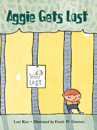 Aggie Gets Lost book cover