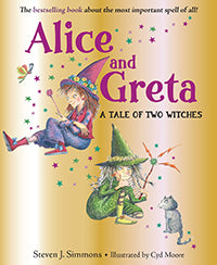 Alice and Greta: A Tale of Two Witches