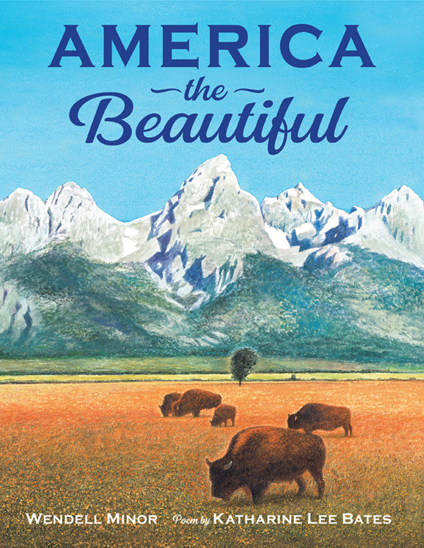 America the Beautiful book cover