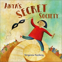 Anya's Secret Society cover