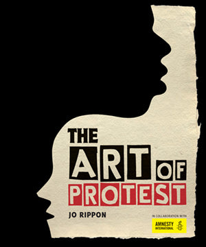 The Art of Protest book cover