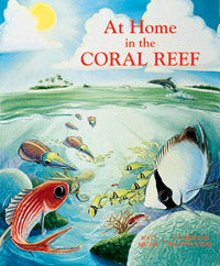 At Home in the Coral Reef book cover