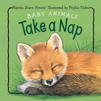 Baby Animals Take a Nap book cover