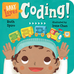 Baby Loves Coding! book cover