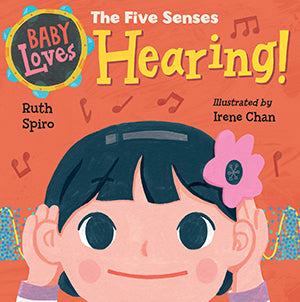 Baby Loves Hearing! book cover