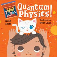 Baby Loves Quantum Physics! book cover