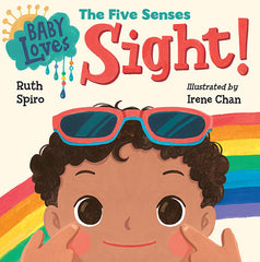 Baby Loves Sight! book cover