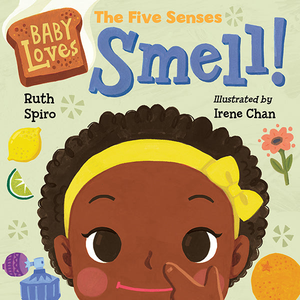 Baby Loves Smell! book cover