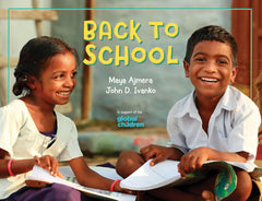 Back to School book cover
