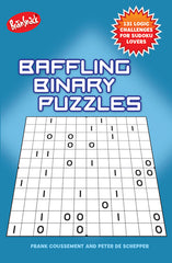 Baffling Binary Puzzles book cover