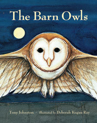 The Barn Owls book cover