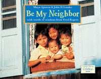 Be My Neighbor book cover