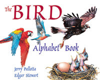 The Bird Alphabet Book cover
