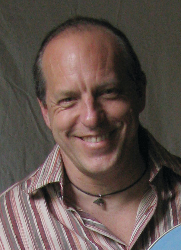 Author Bob Crelin