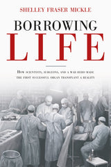 Borrowing Life book cover