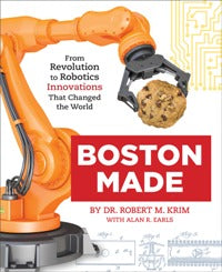 Boston Made cover image