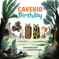 Cavekid Birthday cover