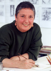 Illustrator Deborah Kogan Ray