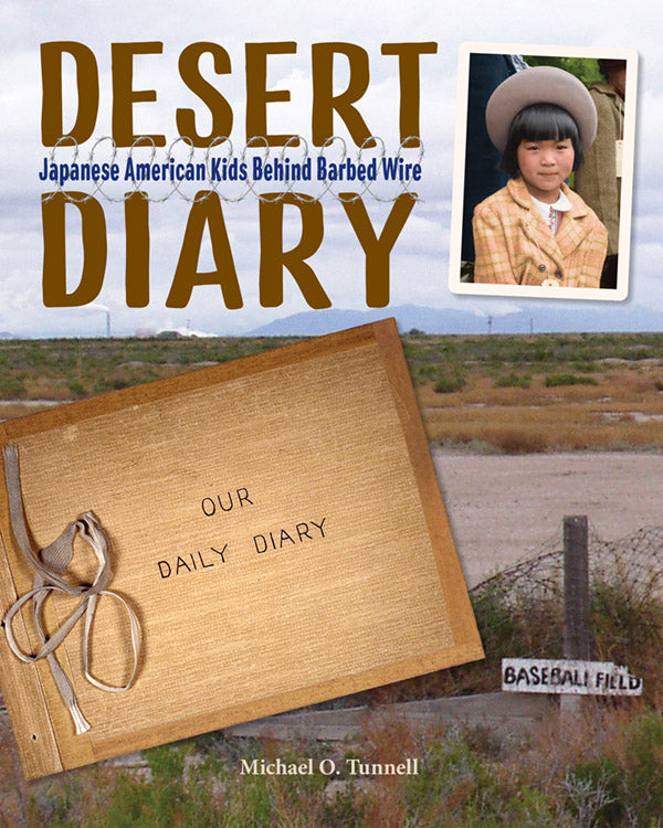 Desert Diary book cover
